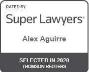 Super Lawyers - Selected in 2020 for Thomson Reuters